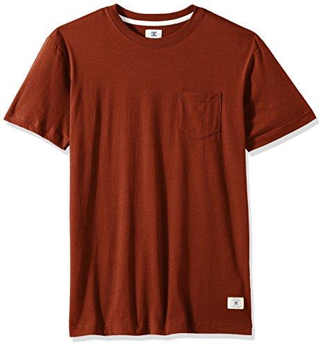DC Das grundlegende Taschen-T-Shirt Ginger Bread