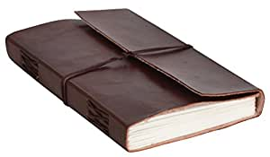gusti leder nature notizbuch aus leder 39 39 anne 39 39 din a5 blanko unisex braun p28. Black Bedroom Furniture Sets. Home Design Ideas