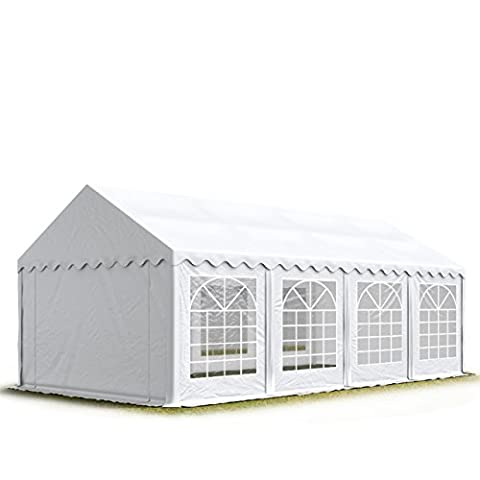 Tonnelle 8 X 4 - Tente Barnum de Réception 4x8 m ECONOMY