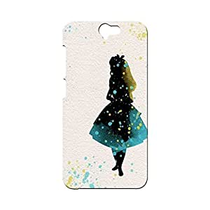 BLUEDIO Designer Printed Back case cover for HTC One A9 - G0182