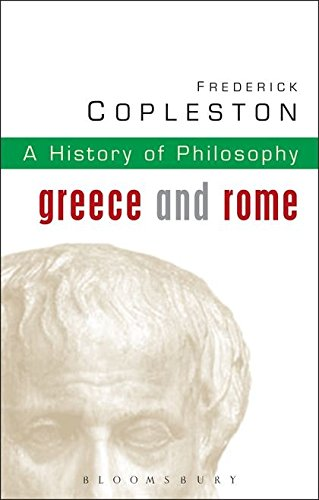 History of Philosophy: Greece and Rome Vol 1 por Frederick C. Copleston