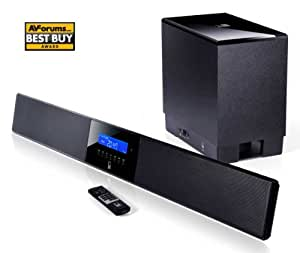 Roth Bar 3 High-Power TV Soundbar with On-Board DSP and Wireless Subwoofer