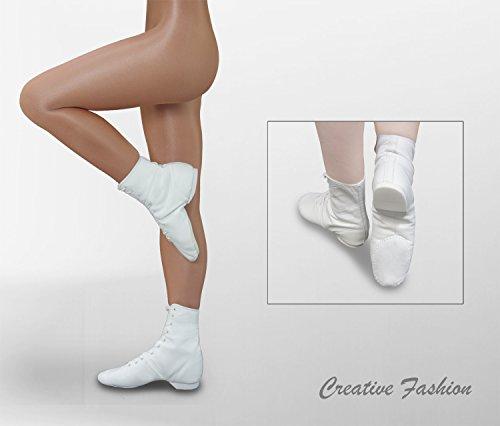 Kostov Sportswear Tanzstiefel Profi Gr. 40 weiß