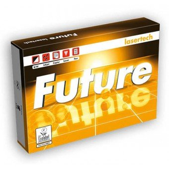 Preisvergleich Produktbild Igepa Kopierpapier weiß A4 80g 2-fach gelocht Future-Laser Pack 500 Blatt, 9539A80