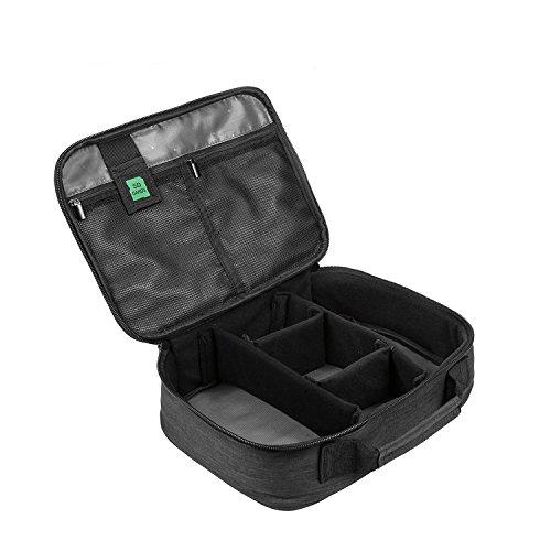 TOURIT Tasche Elektronisches Zubehör Tragbare Reisetasche Organisator für Festplatte Kabel