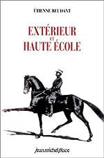 Extérieur et haute école de Etienne Beudant