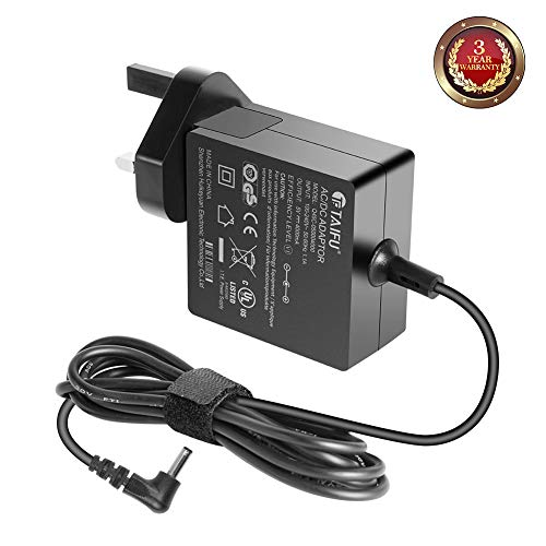 TAIFU AC Adapter Charger Power Supply Cord 5V 4A 20W for Lenovo Ideapad  100S-11IBY 11 6