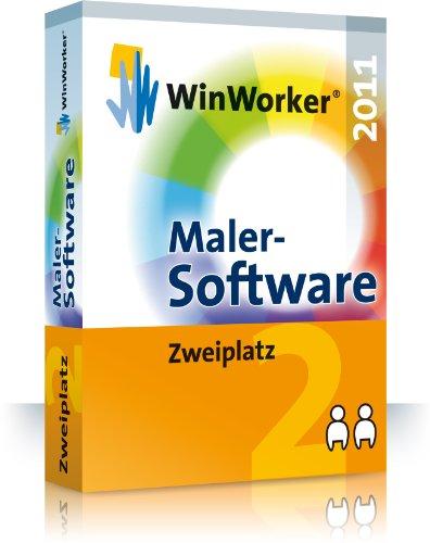 WinWorker Malersoftware 2011 - 2 Arbeitplätze