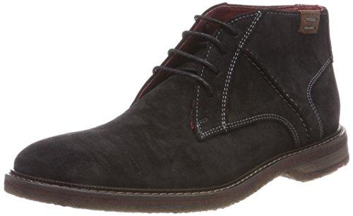 LLOYD Herren DALBERT Desert Boots, (Schwarz/Kenia 1), 42.5 EU