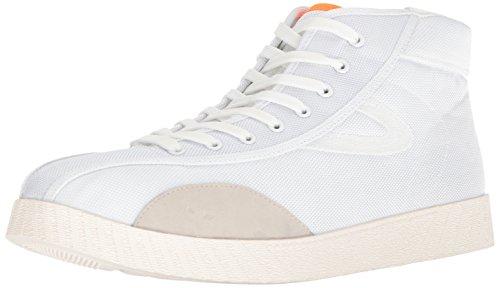 Tretorn Herren Schuhe Sneakers (Tretorn Herren NYLITEHIXAB3 Turnschuh, weiß, 48 EU)