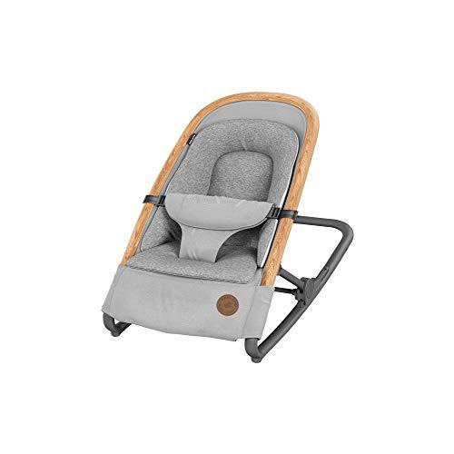 Bébé Confort Kori 2 en 1, Hamaca ligera con acolchado acogedor para recién nacidos, 0-9 kg, Essential...