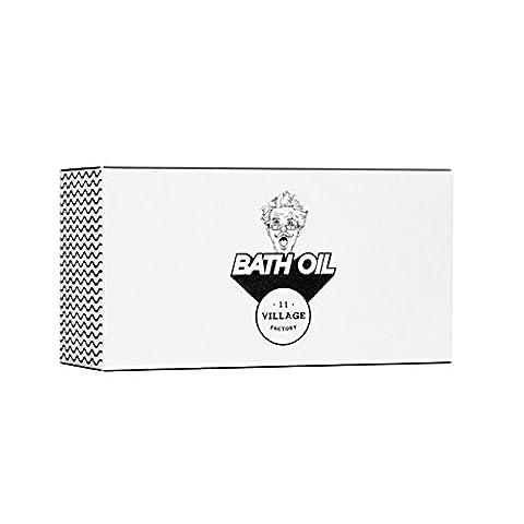 [VILLAGE 11] Set 10 huiles de bain parfumees / Relax Day Bath Oil set (10)