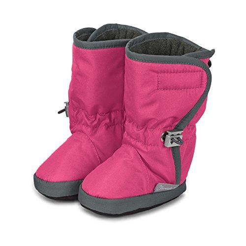 Sterntaler Mädchen Baby-Schuh Stiefel, Pink (Magenta), 21/22 EU