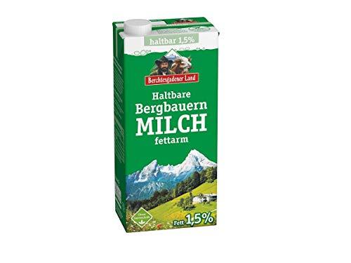 Berchtesgadener Land Haltbare Bergbauern-Milch 1.5% Fett, 1 l