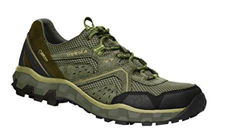 a49471084a7 TrekSta pour Homme Approche Libero 101 GTX Chaussures de randonnée N/A Kaki