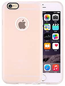 iPhone 6S Case / iPhone 6 Case, Arkko [Hybrid] White Slim Case [Perfect Fit] Soft TPU [Scratch Resistant] Flexible and Sleek [Durable and Light] for iPhone 6S/6 (4.7 inch) 7i602wh