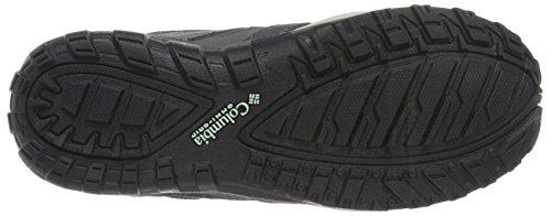 ColumbiaYouth Redmond Waterproof - Scarpe Running da ragazza' Grigio (Monument/ Sea Ice)
