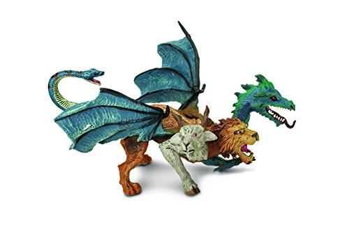 Figuren Fantasy Miniatur (Safari s801429Mythische Realms Chimäre Miniatur)