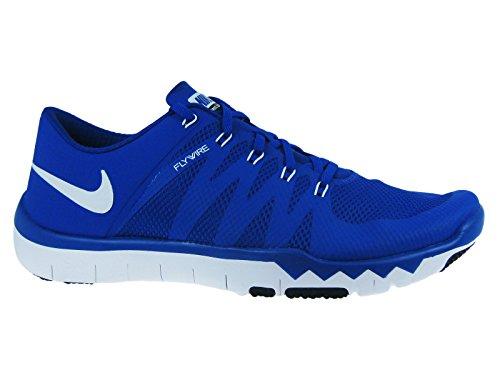Nike Nike Free 5.0 Flash, Chaussures de running femme Game Royal/White/Black