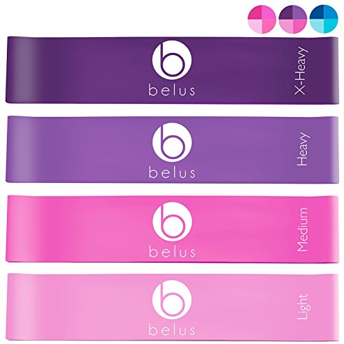 Belus Widerstandsband Set, 4er S...