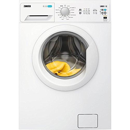 Zanussi ZWF81240WE A+++ Rated Freestanding Washing Machine - White