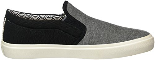 JACK & JONES Herren Jfwrush Textile Mix Anthracite Low-Top Grau (Anthracite)