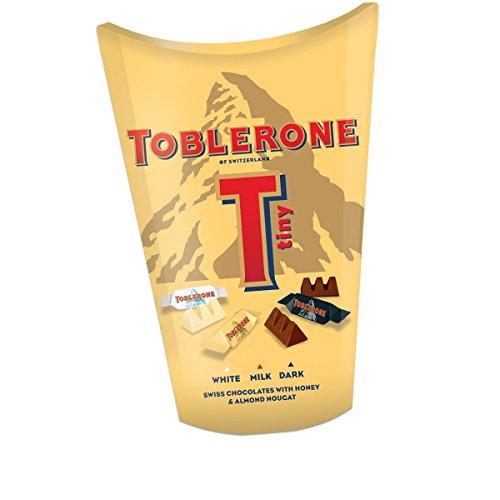 Toblerone winzige gemischte Schokolade 160g - Toblerone-schokolade