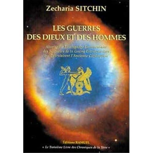 Les guerres des Dieux et des Hommes : Le troisième Livre des Chroniques de la Terre