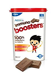 Activkids Immuno Boosters for 7 Plus Years, 360g (30 Count)