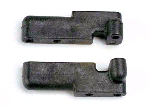 Traxxas 12.491,7cm Lenkung/Shift Servo Halterung Modell KFZ-Teile, schwarz -
