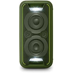 Sony GTK-XB5 Enceinte Bluetooth/NFC Extra Bass Vert