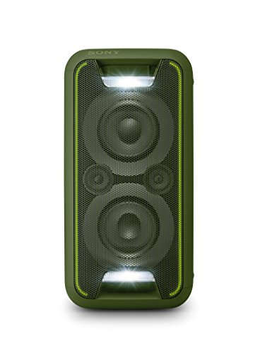 Sony GTK-XB5 Sistema Home Audio con Funzione Extra Bass, Bluetooth, NFC, Verde