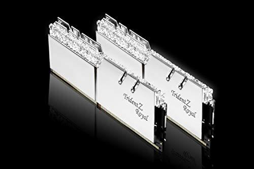 G.Skill Trident Z Royal F4-3600C18D-16GTRS memoria 16 GB DDR4 3600 MHz