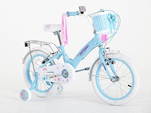 Greenway - Bicicleta para niñas de 3 a 6 años,...
