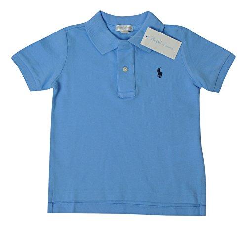 Polo Ralph Lauren Baby Jungen (0-24 Monate) Poloshirt, Blau 92