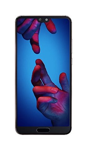 HUAWEI P20 Smartphone (14,7 cm (5,8 Zoll), 128GB interner Speicher, 4GB RAM, 20 MP Plus 12 MP Leica Dual Kamera, Android 8.1, EMUI 8.1) Pink Gold