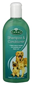 Canac Shampoo & Conditioner 250ml (pack of 2)
