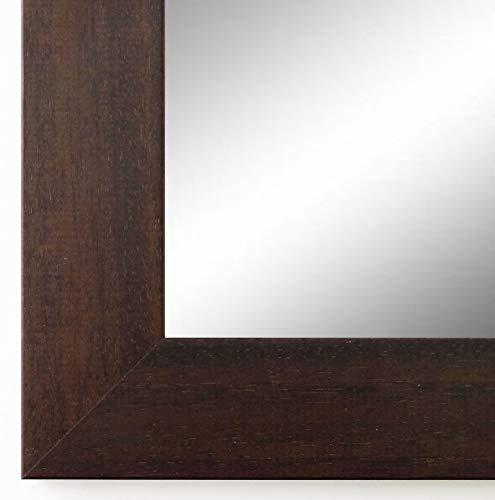 Online Galerie Bingold Spiegel Wandspiegel Badspiegel - Florenz Braun 4,0 - handgefertigt - 200 Größen zur Auswahl - Modern, Landhaus - 50 x 70 cm