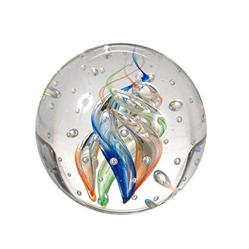 Traumkugel Glaskugel, Briefbeschwerer, Wunschkugel ca. 6cm