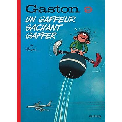 Gaston (Edition 2018) - tome 9 - Un gaffeur sachant gaffer (Edition 2018)