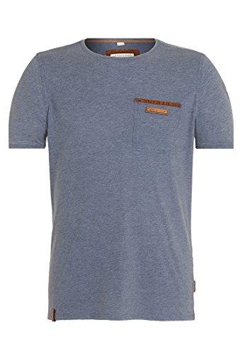 Herren T-Shirt Naketano Suppenkasper VII T-Shirt
