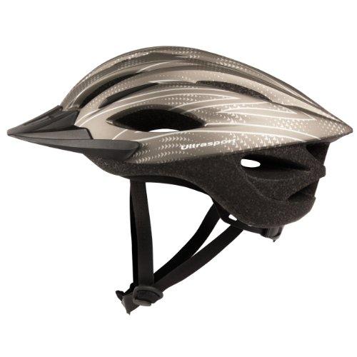 Zoom IMG-2 ultrasport tours casco ciclista argento