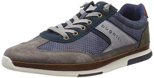 bugatti Herren 321732025900 Sneaker, Mehrfarbig, 46 EU