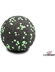 Blackroll Ball 8cm schwarz grün Original Faszienball