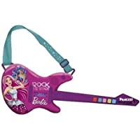 IMC Toys Barbie Electronic Rock Guitar