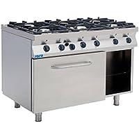 Saro Cocina de gas con gas horno Modelo F7/kug6ln