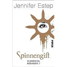 Spinnengift: Elemental Assassin 7 (German Edition)