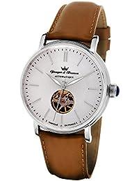 Reloj YONGER&BRESSON Automatique Para Hombre YBH 1034-S42