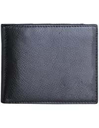 F9Q Titulaire de Split en cuir vintage de carte de hommes court-monnaie Bi-fold pochette clip