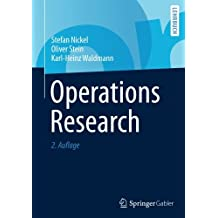 Operations Research (Springer-Lehrbuch)